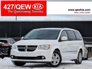 Used 2017 Dodge Grand Caravan Crew | Climate Control | Power Seat | And Moore for sale in Etobicoke, ON