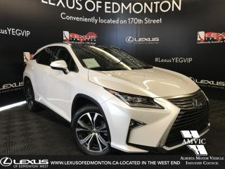 Used 2017 Lexus RX 350 Executive Package for sale in Edmonton, AB