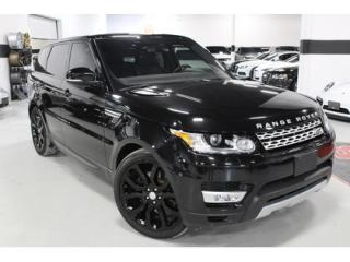 Used 2016 Land Rover Range Rover Sport V6 HSE   LAND ROVER WARRANTY for sale in Vaughan, ON