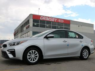 New 2019 Kia Forte LX CVT for sale in Grimsby, ON
