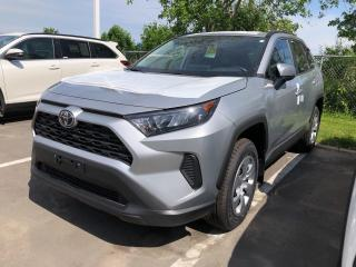 New 2019 Toyota RAV4 LE for sale in Pickering, ON