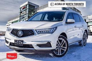 Used 2017 Acura MDX Navi 7YR Warranty/ Acura Certified | No Accident| for sale in Thornhill, ON