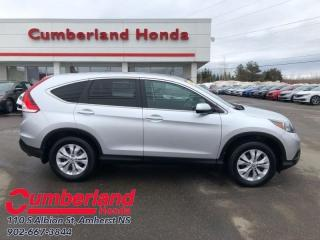 Used 2014 Honda CR-V EX  - Sunroof -  Bluetooth for sale in Amherst, NS