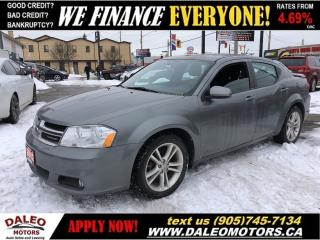Used 2012 Dodge Avenger SXT   100 KMS   HEATED SEATS   BLUETOOTH for sale in Hamilton, ON