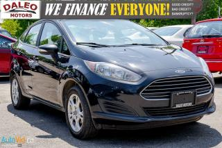 Used 2016 Ford Fiesta SE | HEATED SEATS | BLUETOOTH | for sale in Hamilton, ON