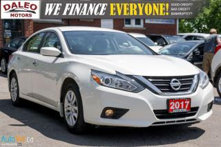 Used 2017 Nissan Altima S for sale in Hamilton, ON