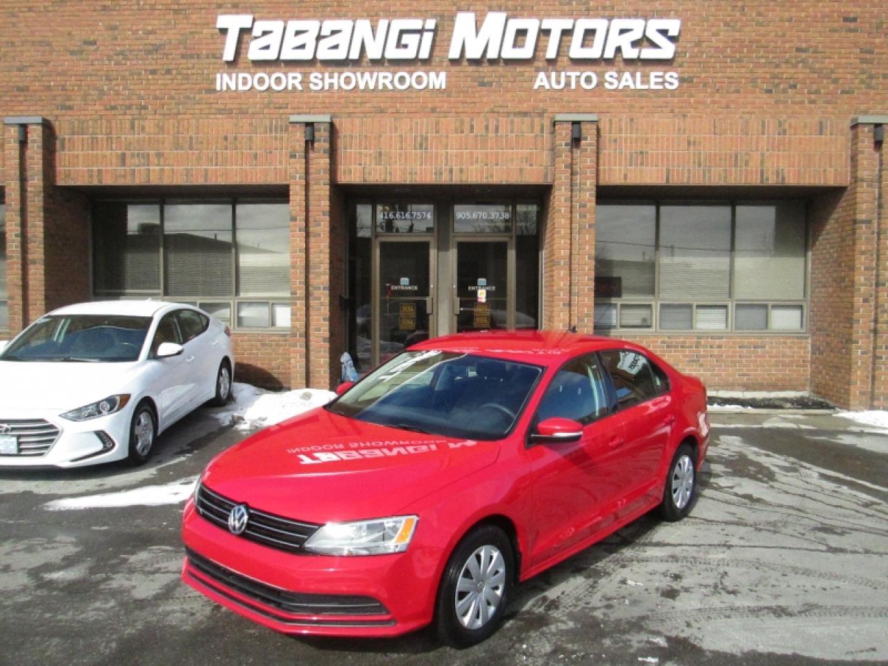 Photo of Red 2015 Volkswagen Jetta