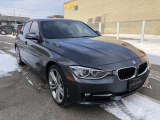 Used 2015 BMW 3 Series 328d xDrive I AWD I NAVIGATION I BACKUP CAMERA for sale in Toronto, ON
