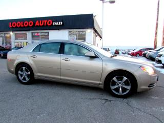 Used 2008 Chevrolet Malibu LT2 AUTOMATIC ALLOYS CERTIFIED 2YR WARRANTY for sale in Milton, ON