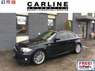 Used 2012 BMW 1 Series 128i/MSPORT/KEYLESS GO/BLUETOOTH/105K for sale in Nobleton, ON