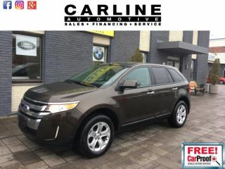 Used 2011 Ford Edge SEL/POWER OPTIONS/HEATED SEATS/USB/BLUETOOTH/208K for sale in Nobleton, ON