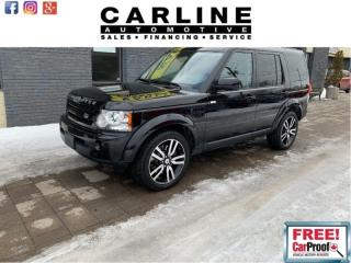 Used 2011 Land Rover LR4 4WD 4dr V8 LUX for sale in Nobleton, ON