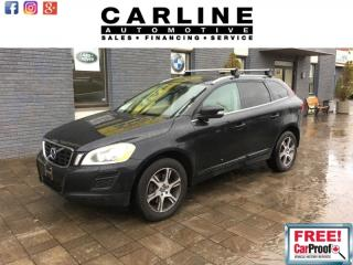 Used 2012 Volvo XC60 T6/PANORAMIC RTOOF/HEATED SEATS/134K for sale in Nobleton, ON