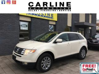 Used 2008 Ford Edge LIMITED/HEATED SEATS/PARKING SENSORS/BTOOTH/119K for sale in Nobleton, ON