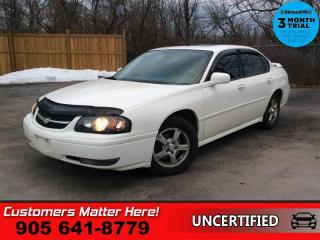 Used 2005 Chevrolet Impala LS  LEATH SUNROOF HS 16