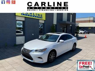 Used 2016 Lexus ES 350 TOURING PACK/FULLY LOADED/NAVI/ROOF/CAM/ONLY 67K for sale in Nobleton, ON