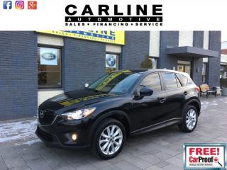 Used 2013 Mazda CX-5 GT/AWD/FULLY LOADED/CAM/NAV/ROOF/127K for sale in Nobleton, ON