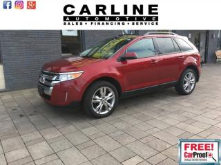 Used 2013 Ford Edge SEL/AWD/BACK UP CAM/PARK AIDS/PLIFT GATE/152K for sale in Nobleton, ON