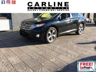 Used 2012 Toyota Venza AWD/V6/POWER OPTIONS/BT/AUX/142K for sale in Nobleton, ON