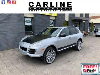 Used 2009 Porsche Cayenne AWD 4dr S for sale in Nobleton, ON