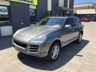 Used 2008 Porsche Cayenne AWD 4dr Tiptronic for sale in Nobleton, ON