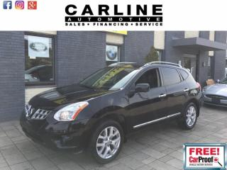 Used 2012 Nissan Rogue SV/AWD/FULLY LOADED/NAV/CAM/ROOF/LEATHER/131K for sale in Nobleton, ON