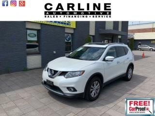 Used 2015 Nissan Rogue SV/FAMILY TECH PACK/AWD/7PASS/73K for sale in Nobleton, ON