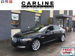 Used 2014 Jaguar XF 4dr Sdn V6 AWD for sale in Nobleton, ON
