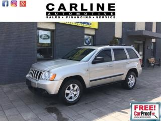 Used 2008 Jeep Grand Cherokee LAREDO/AWD/DIESEL/HEATED SEATS/BTOOTH/183K for sale in Nobleton, ON