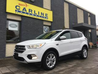 Used 2017 Ford Escape SE/4X4/BACK UP CAMERA/BTOOTH/83K for sale in Nobleton, ON