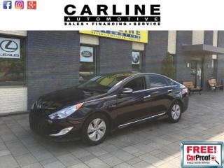 Used 2013 Hyundai Sonata HYBRID/HEATED SEATS/BLUETOOTH/76K for sale in Nobleton, ON