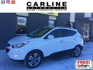 Used 2015 Hyundai Tucson LIMITED EDTITION/NAV/CAM/ROOF/ONLY 20K! for sale in Nobleton, ON