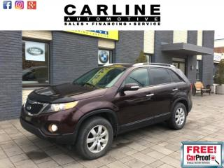 Used 2011 Kia Sorento Fwd 4dr I4 Lx for sale in Nobleton, ON