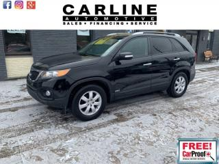 Used 2011 Kia Sorento LX/AWD/PARKING SENSORS/LEATHER/KEYLESS/172K for sale in Nobleton, ON