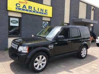Used 2013 Land Rover LR4 LUX for sale in Nobleton, ON