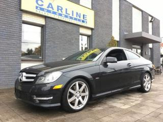 Used 2012 Mercedes-Benz C-Class 350/4MATIC/FULLY LOADED/NAV/ROOF/CAM/120K for sale in Nobleton, ON