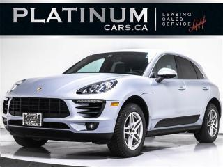 Used 2015 Porsche Macan S 340HP AWD, Heated LEATHER, CLIMATE, Paddle Shift for sale in Toronto, ON