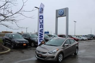 Used 2013 Hyundai Elantra GLS | Power Locks & Windows, & AUX! for sale in Whitby, ON