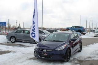 Used 2013 Hyundai Elantra GLS for sale in Whitby, ON