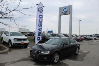Used 2014 Audi A4 2.0 Progressive for sale in Whitby, ON