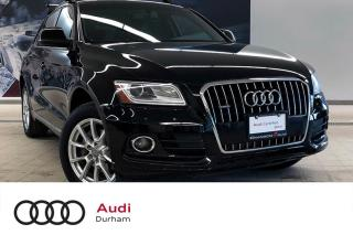Used 2014 Audi Q5 2.0 Komfort + AWD | Heated Seats for sale in Whitby, ON
