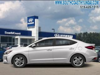 New 2019 Hyundai Elantra Essential AT  -  Bluetooth - $109.06 B/W for sale in Simcoe, ON