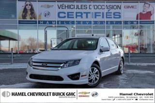 Used 2010 Ford Fusion SEL for sale in St-Léonard, QC