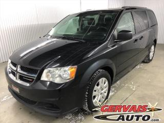 Used 2014 Dodge Grand Caravan Sxt Stow&go 7 for sale in Shawinigan, QC