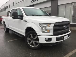 Used 2016 Ford F-150 LARIAT FX4 SUPER CREW 5.0L CAISSE 6.5 for sale in Ste-Marie, QC