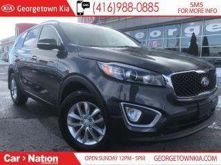 Used 2017 Kia Sorento 2.4L LX FWD | 1 OWNER | KEYLESS ENTRY | HTD SEATS for sale in Georgetown, ON