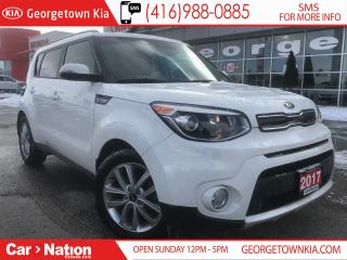 Used 2017 Kia Soul EX+   PB START   ANDROID/APPLE   BACKUP CAM for sale in Georgetown, ON