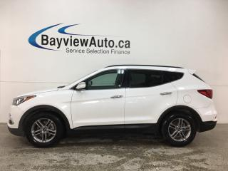 Used 2018 Hyundai Santa Fe Sport 2.4 Premium - AWD! 20,000KMS! BLUETOOTH! PWR GROUP! ALLOYS! for sale in Belleville, ON