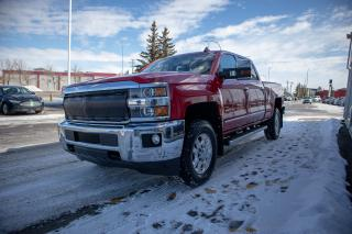Used 2015 Chevrolet Silverado 3500HD LTZ for sale in Okotoks, AB