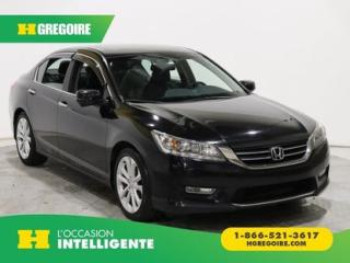 Used 2013 Honda Accord TOURING GR ELECT for sale in St-Léonard, QC
